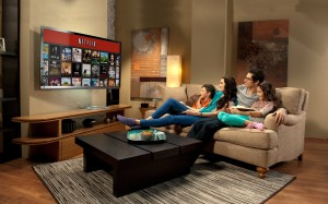 netflix vai dominar a tv