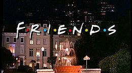 novo friends em 2014