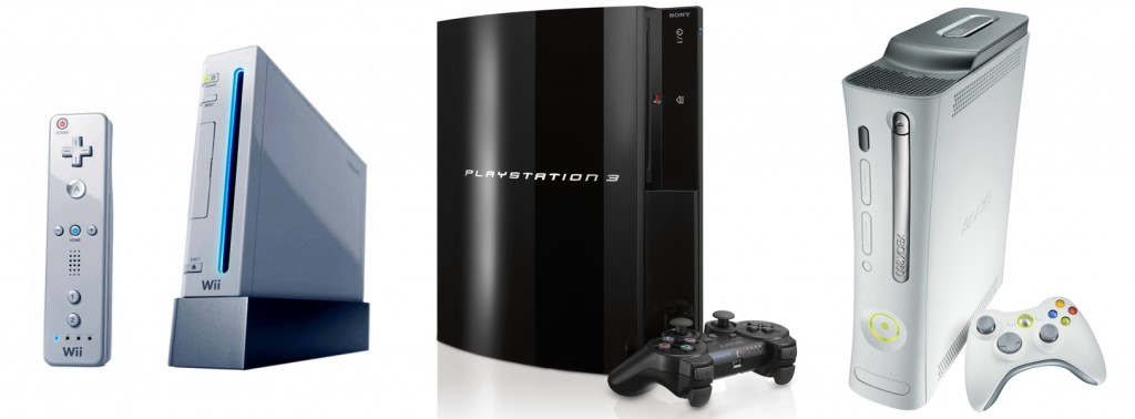 tudo sobre os novos consoles