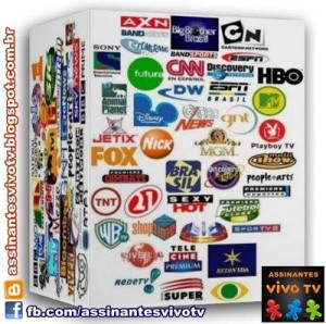 canais da vivo tv
