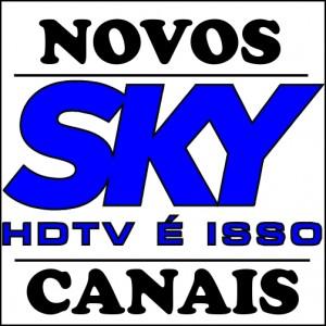 novos canais sky 2012