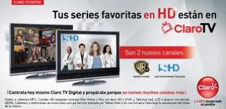 novos canais claro tv, claro tv novos maio, axn hd na claro, claro canais